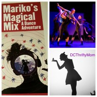 Mariko's Magical Mix A Dance Adventure - Review Pic Stitch