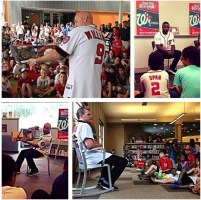 DC Public Library - Story Time with Washington Nationals