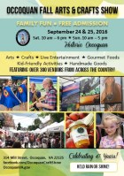 Fall Occoquan Arts and Craft Show @ Town of Occoquan | Occoquan | Virginia | United States