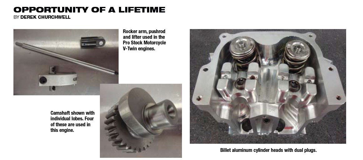 SS Harley Replacement Engines Cylinder Head Porting Harley