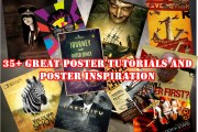 Poster Design Tutorials (1)