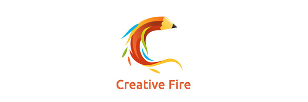 35+ Fire and Flame Logos For Your Inspiration - flame logo