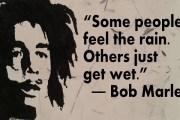 bob marley quotes rain