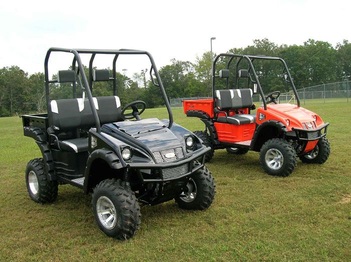 Electric ATV Motors - DIY Electric ATV Conversions  Bad Boy Buggy