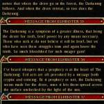 Messages from Elminster 11-20 in The King's Forest