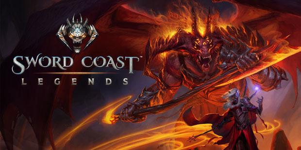 Sword Coast Legends Title