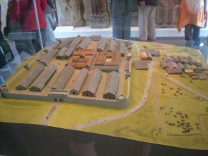 Housesteads Diorama