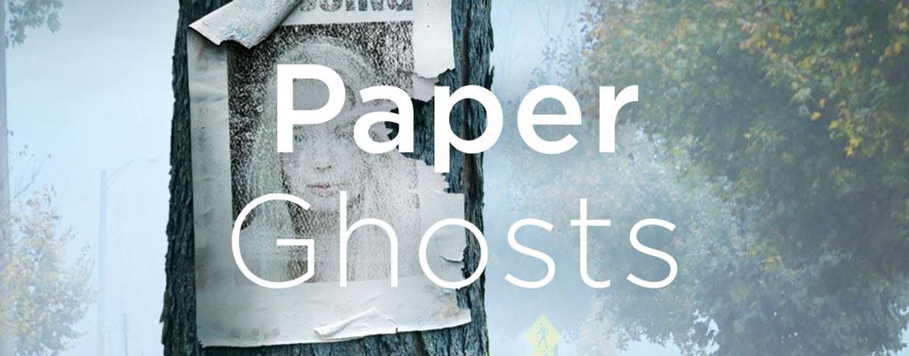 Julia Heaberlin researching Paper Ghosts - Dead Good