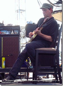 Steve Kimock - The Rhythm Devils - Gathering of the Vibes, 2011