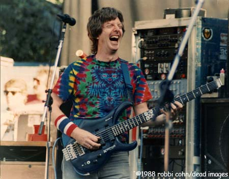 "Phil Lesh, April 30, 1988, Palo Alto, CA, ""Sugar Magnolia"""