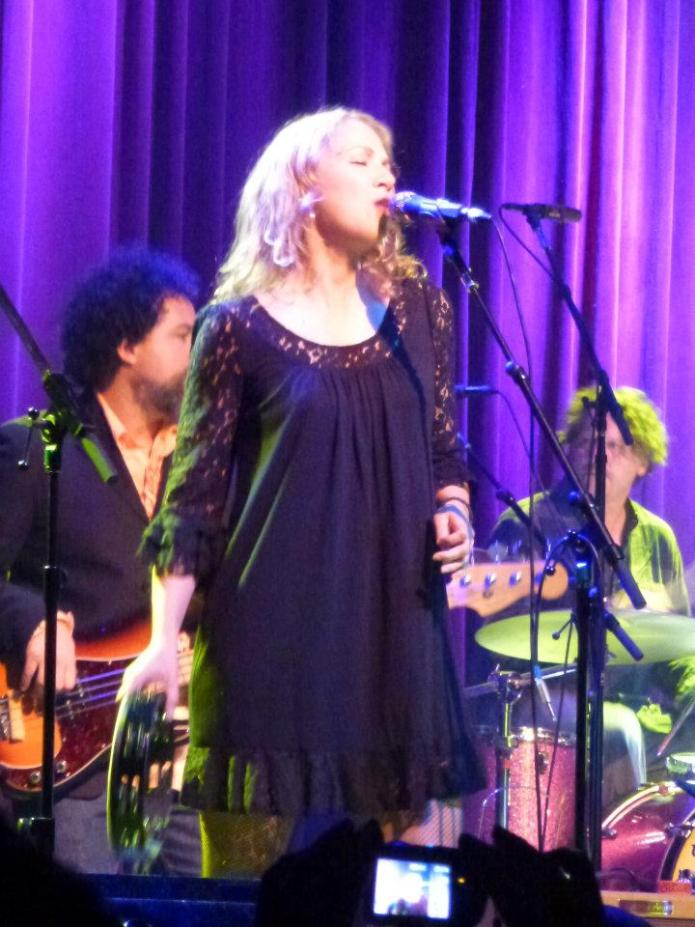 Joan Osborne, Jackie Greene and Friends on his 31st birthday | photo (♥) John Collins and Cathy Bille