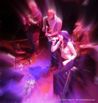 Nicki Bluhm and the Gramblers at Great American Music Hall December 18 2011 | (♥) Deadheadland