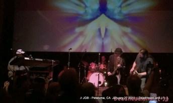 JGB Band - McNear's Mystic Theatre Petaluma CA Jan. 27, 2012