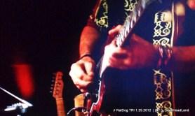 Mark Karan - Ratdog Reunion TRI 1.25.2012