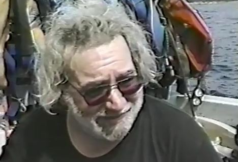 Interview and Dive: Jerry Garcia Hawaii May 1990