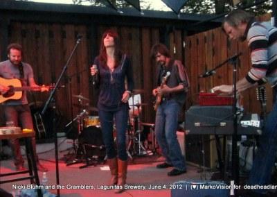 Nicki Bluhm and the Gramblers - Lagunitas, Petaluma CA - ©MarkoVision (13)