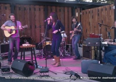 Nicki Bluhm and the Gramblers - Lagunitas, Petaluma CA - ©MarkoVision (3)