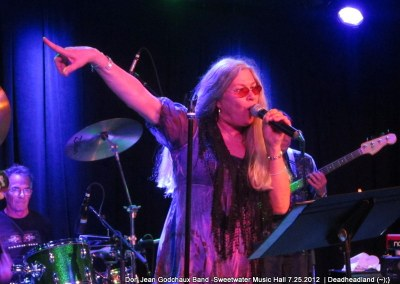 Donna Jean Godchaux Band - Sweewater Music Hall July 25 2012 © Deadheadland & Markovision (3)