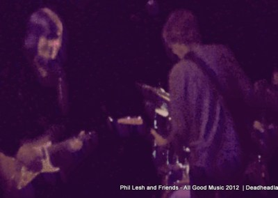 Larry Campbell, Phil Lesh, Phil Lesh and Friends - All Good Music Festival 2012  (1)