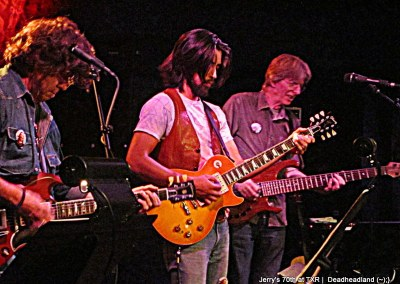 "Jackie Greene ""Black Muddy River""  Jerry Garcia's 70th Birthday at TXR  Deadheadland (~);} (11)"