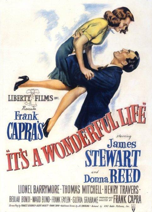 Grateful Holiday Movie:  It's  A Wonderful Life