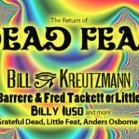 Bill Kreutzmann - Paul Barrerre  - Fred Tacket - DEAD FEAT 2014!