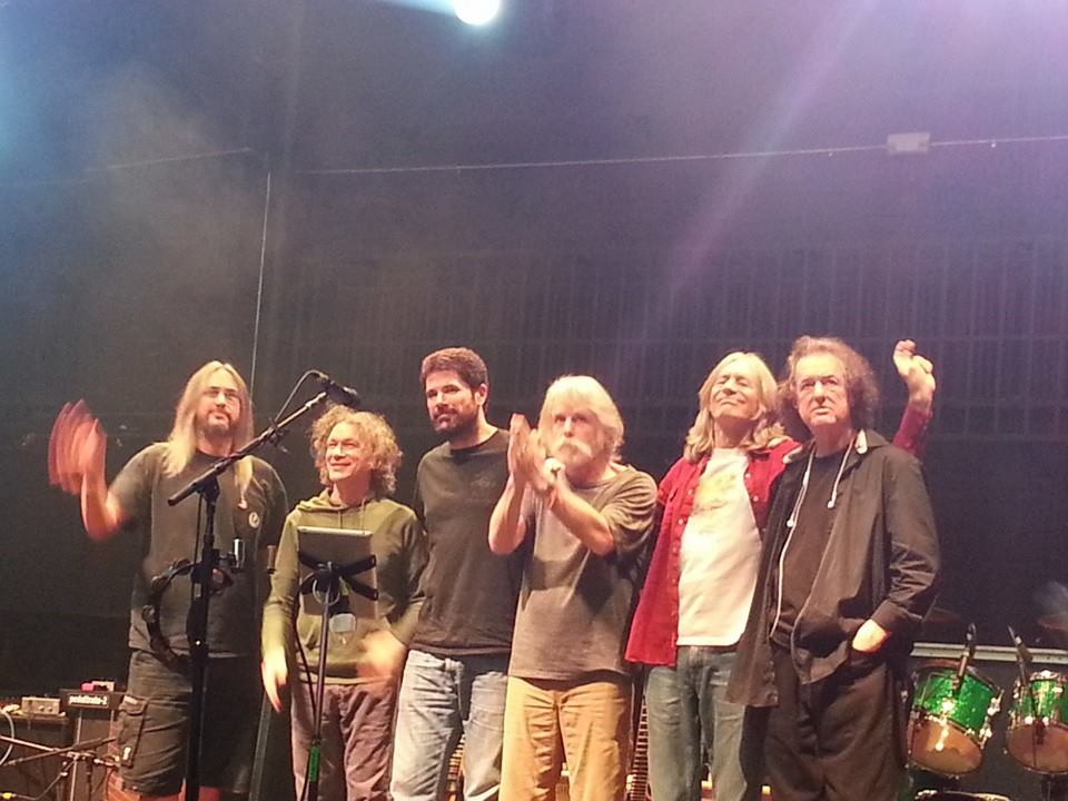 RatDog at the Cap - photo by Anthony A.