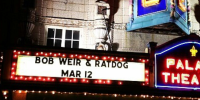SETLIST: Ratdog  | Wednesday , March 12, 2014 | Louisville Palace, Louisville, KY
