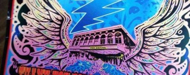 SETLIST: Phil Lesh and Friends,  The Capitol Theatre - Port Chester, NY, April 12, 2014