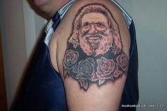 ink  sweet  deeply dept  jerry garcia tattoos deadheadland