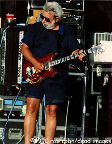 Grateful Dead by @DeadImages - July 4 1990 (1)