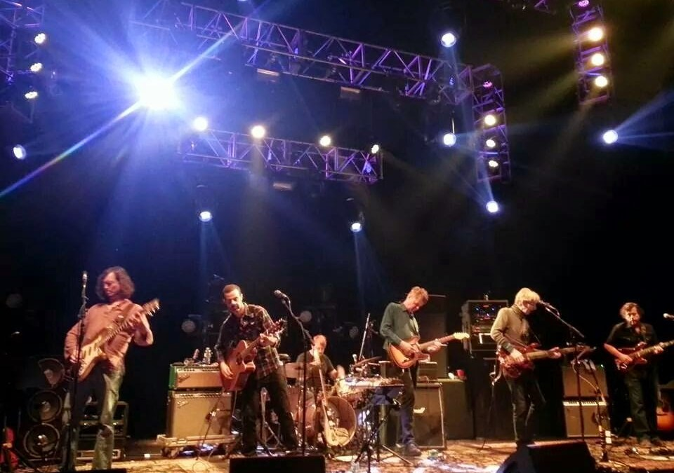 SETLIST: Phil Lesh & Friends Saturday November 1, 2014 Capitol Theatre Port Chester, NY