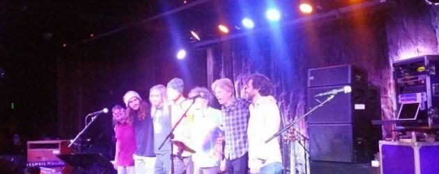 SETLIST: Phil Lesh & Friends Sun. Dec. 14, 2014 The Grate Room Terrapin Crossroads San Rafael, CA