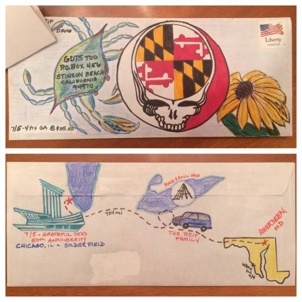 Deadhead ENvelope Art for Dead 50 orders (45)