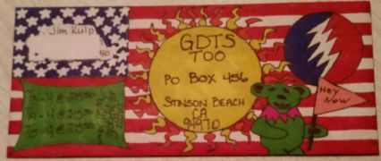 Deadhead ENvelope Art for Dead 50 orders (5)
