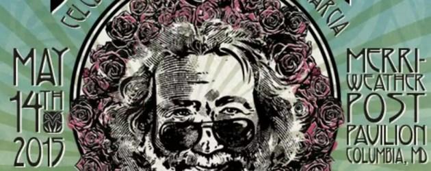 SHOW: Grateful Dead's Bob Weir, Bill Kreutzmann, Mickey Hart, Phil Lesh playing #DearJerryConcert Celebrating The Music Of Jerry Garcia May 14th, 2015 Merriweather Post Pavilion