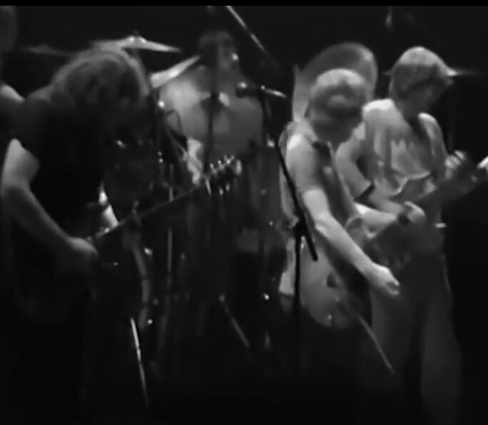 """VIDEO Grateful Dead – """"That's It For The Other One > Stella Blue"""" 12/28/80 – O…"""" on Y"""