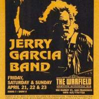 #tbt 20 years ago today... The last Jerry Garcia Band shows...