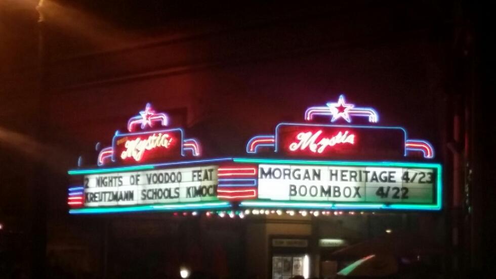 SETLIST: Bill Kreutzmann & Voodoo Dead Thursday April 9, 2015 McNears Mystic Theatre Petaluma, CA