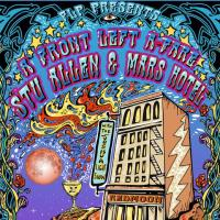 SPECIAL ALL WEEKEND EVENT:  STU ALLEN & MARS HOTEL  & guests incl. Rob Barraco, Col. Bruce Hampton,  DJ Logic,Will Scarlett  ​& ALL THREE NIGHTS OF FARE THEE WELL LIVE ON A GIANT SCREEN
