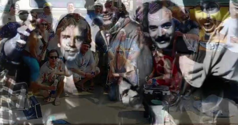 VIDEO Fare Thee Well – Grateful Dead 50 –  sweet video compilation by Joe Rossi – #GD50