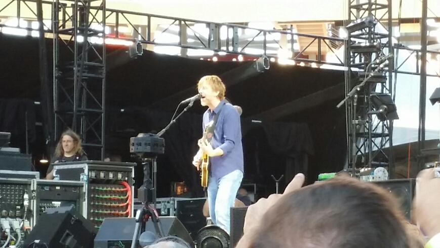 "VIDEO – Grateful Dead ""Alabama Getaway"" w Trey Anastasio – 6/28/15 Levi's Stadium"