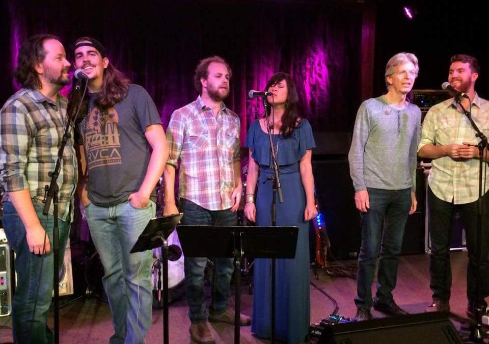 "SETLIST: Phil Lesh & Friends Recreate ""Grateful Dead 5-19-1977"" Tue. Sept. 1, 2015 The Grate Room Terrapin Crossroads San Rafael, CA"