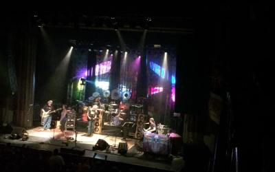 SETLIST: Dark Star Orchestra Fri. Oct. 2, 2015 Regency Ballroom San Francisco, CA