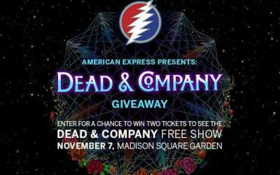 Dead And Company Free show at MSG! Win tickets – November 7th 2015 Via Bob Weir and Dead and Company