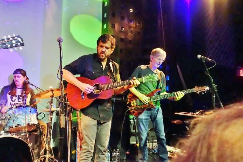 Alex Koford, Scott Law, Phil Lesh - Cosmic Twang at SOBs 11.4.15  Photo by Doug Clifton