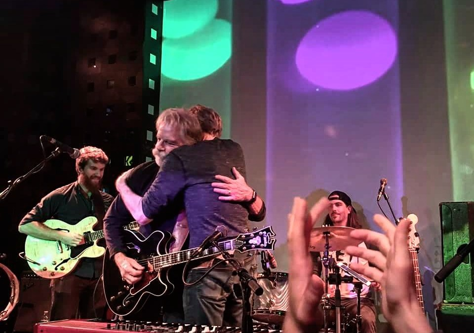 SETLIST (full) and Photos: Midnight North – w Bob Weir and Phil Lesh SOBs (Sound of Brazil) New York, NY 11/4/2015