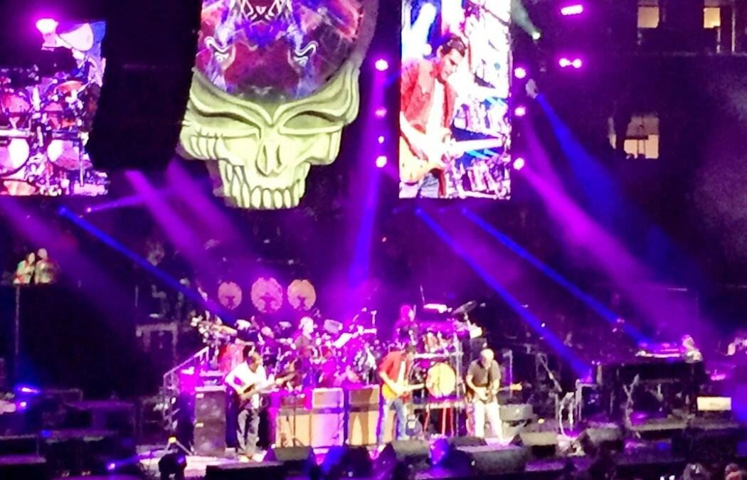 SETLIST: Dead & Co Saturday November 7,2015 Madison Square Garden NYC