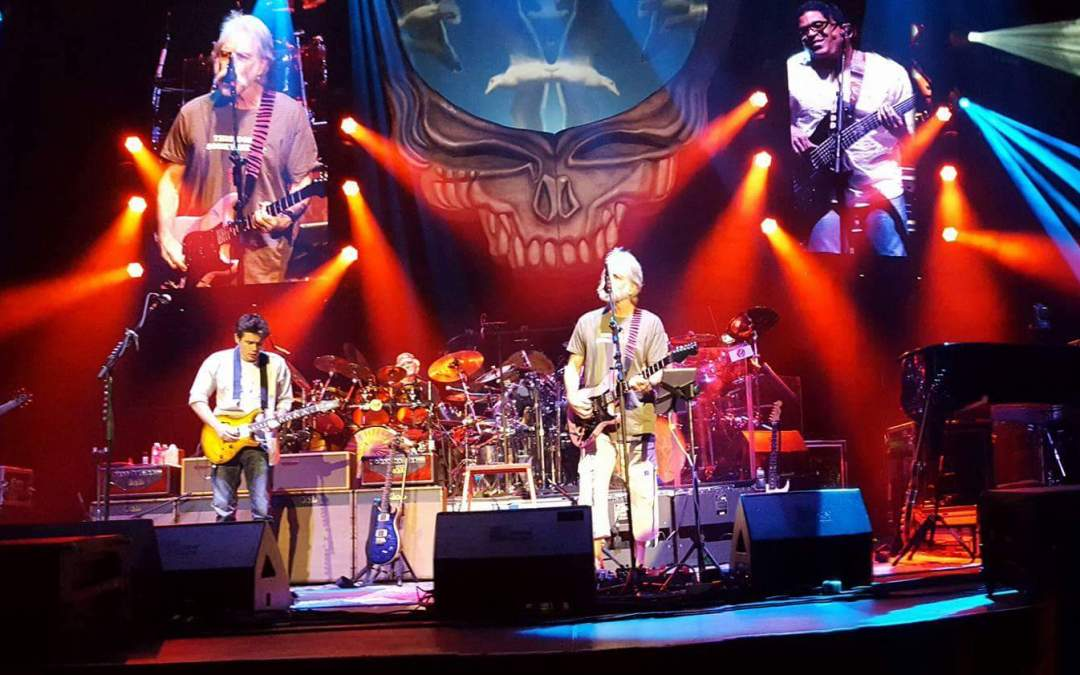 Setlist: ~~Dead & Company ~~ Saturday, November 28, 2015 MGM Grand Garden Arena Las Vegas, NV