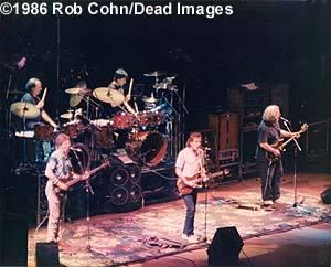 1986.12.27 GD HjK © Robbi Cohn Deadimages.com